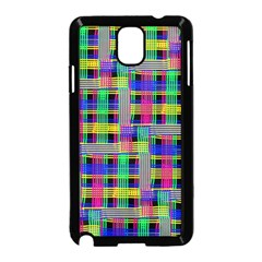 Doodle Pattern Freedom Black Samsung Galaxy Note 3 Neo Hardshell Case (black)