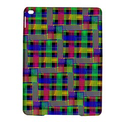 Doodle Pattern Freedom Black iPad Air 2 Hardshell Cases