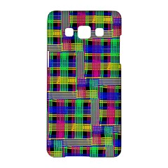 Doodle Pattern Freedom Black Samsung Galaxy A5 Hardshell Case