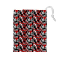 Another Doodle Drawstring Pouches (large)
