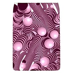 Doodle Fun Pink Flap Covers (l)