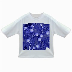 Doodle Fun Blue Infant/toddler T Shirts