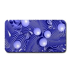 Doodle Fun Blue Medium Bar Mats