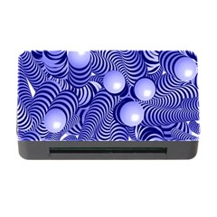 Doodle Fun Blue Memory Card Reader with CF