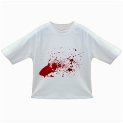 Blood Splatter 1 Infant/Toddler T-Shirts