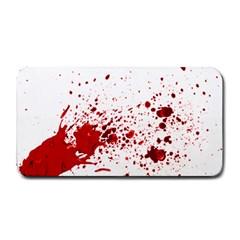 Blood Splatter 1 Medium Bar Mats