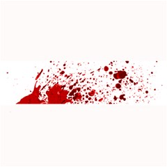 Blood Splatter 1 Large Bar Mats