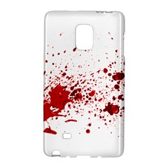 Blood Splatter 1 Galaxy Note Edge