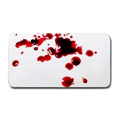 Blood Splatter 2 Medium Bar Mats