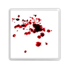 Blood Splatter 2 Memory Card Reader (Square)