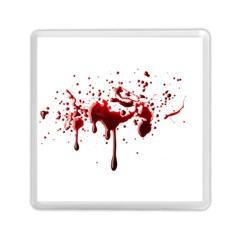 Blood Splatter 3 Memory Card Reader (Square)
