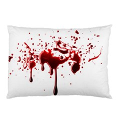 Blood Splatter 3 Pillow Cases (Two Sides)