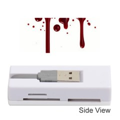 Blood Splatter 4 Memory Card Reader (Stick)