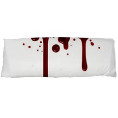 Blood Splatter 4 Body Pillow Cases (Dakimakura)