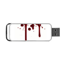 Blood Splatter 4 Portable USB Flash (Two Sides)