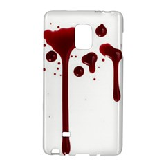 Blood Splatter 4 Galaxy Note Edge