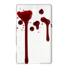 Blood Splatter 4 Samsung Galaxy Tab S (8.4 ) Hardshell Case