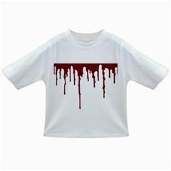 Blood Splatter 5 Infant/Toddler T-Shirts