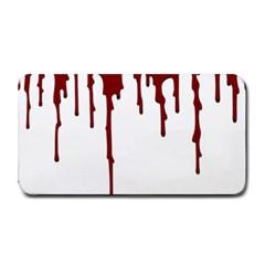 Blood Splatter 5 Medium Bar Mats