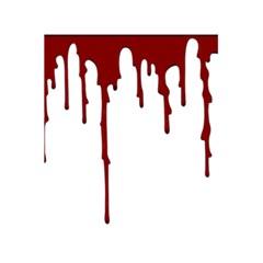 Blood Splatter 5 5 5  X 8 5  Notebooks