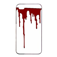 Blood Splatter 5 Apple iPhone 4/4s Seamless Case (Black)