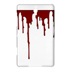 Blood Splatter 5 Samsung Galaxy Tab S (8.4 ) Hardshell Case
