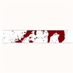Blood Splatter 6 Small Bar Mats