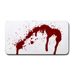 Blood Splatter 6 Medium Bar Mats