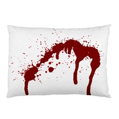 Blood Splatter 6 Pillow Cases (Two Sides)