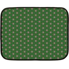 Cute Seamless Tile Pattern Gifts Fleece Blanket (Mini)