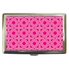 Cute Seamless Tile Pattern Gifts Cigarette Money Cases