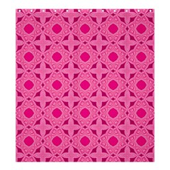 Cute Seamless Tile Pattern Gifts Shower Curtain 66  x 72  (Large)
