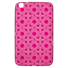 Cute Seamless Tile Pattern Gifts Samsung Galaxy Tab 3 (8 ) T3100 Hardshell Case