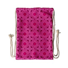 Cute Seamless Tile Pattern Gifts Drawstring Bag (Small)