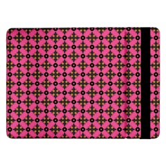 Cute Seamless Tile Pattern Gifts Samsung Galaxy Tab Pro 12 2  Flip Case