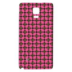 Cute Seamless Tile Pattern Gifts Galaxy Note 4 Back Case