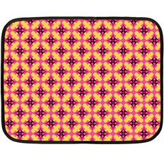 Cute Seamless Tile Pattern Gifts Fleece Blanket (mini)