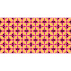 Cute Seamless Tile Pattern Gifts You Are Invited 3d Greeting Card (8x4)