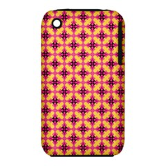 Cute Seamless Tile Pattern Gifts Apple Iphone 3g/3gs Hardshell Case (pc+silicone)