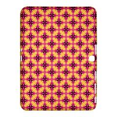 Cute Seamless Tile Pattern Gifts Samsung Galaxy Tab 4 (10 1 ) Hardshell Case