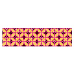 Cute Seamless Tile Pattern Gifts Satin Scarf (Oblong)