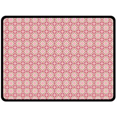 Cute Seamless Tile Pattern Gifts Fleece Blanket (Large)