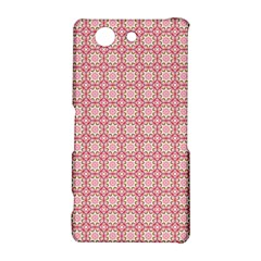 Cute Seamless Tile Pattern Gifts Sony Xperia Z3 Compact