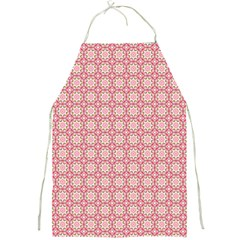 Cute Seamless Tile Pattern Gifts Full Print Aprons