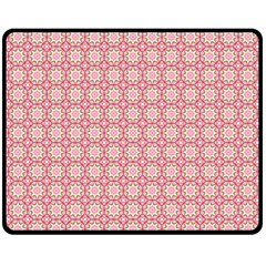 Cute Seamless Tile Pattern Gifts Fleece Blanket (medium)