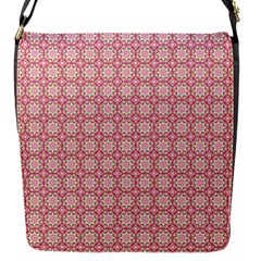 Cute Seamless Tile Pattern Gifts Flap Messenger Bag (s)
