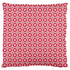 Cute Seamless Tile Pattern Gifts Large Cushion Cases (one Side)