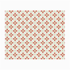 Cute Seamless Tile Pattern Gifts Small Glasses Cloth (2 Side)