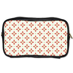 Cute Seamless Tile Pattern Gifts Toiletries Bags 2 Side