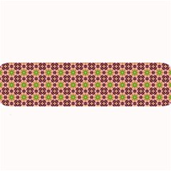 Cute Seamless Tile Pattern Gifts Large Bar Mats